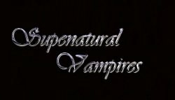 Tim Rifat Supernatural Real Vampire